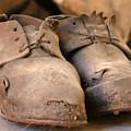 Mining Shoes  Langban Sweden by Dagmar Batyahav