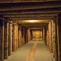 Mining Tunnel by Juli Scalzi