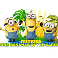Minions In The Caribbean by Seasplash
