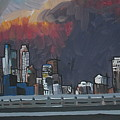 Minneapolis by Caroline Davis