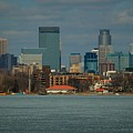 Minneapolis Skyline by D Nigon