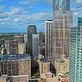 Minneapolis Skyline by Kyle Hanson
