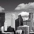 Minneapolis Skyline by Mountain Dreams