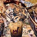 Minotauros by Christoph Fuhrken