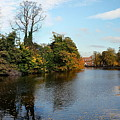 Minster Pool Lichfield by John Chatterley