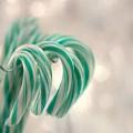 Mint Bokeh by Karin Pinkham