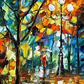 Miracle by Leonid Afremov