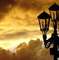 Mirage Night Sky by Michael Simeone