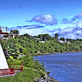 Miramichi Lighthouse by Levin Rodriguez