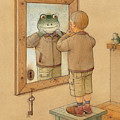 Mirror by Kestutis Kasparavicius