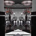 Mirrored Salon  by Heather Joyce Morrill