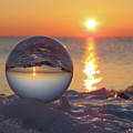Mirrored Sunrise by Alison Gimpel
