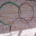 Miscolored Olympic Rings by Jeremy Berkheimer