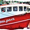 Miss Janice by Katheryn Batts
