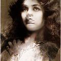 Miss Maude Fealy by Maciej Mackiewicz