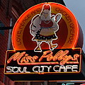 Miss Polly's Soul City Cafe by Betsy Warner