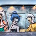 Miss Van Mural by Coco Moni