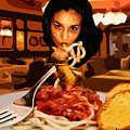 Missghetti by Moxxy Simmons