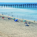Mission Beach Summer by Joseph S Giacalone