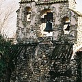 Mission Bells On Side Wall by Edward Wolverton