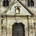 Mission Concepcion Entrance by Stephen Stookey