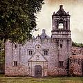 Mission Concepcion San Antonio II by Joan Carroll