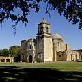 Mission San Jose Y San Miguel De Aguayo. Church. by Elena Perelman