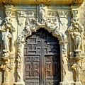 Mission Door by David Morefield