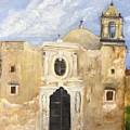 Mission San Jose' by Cheryl Damschen