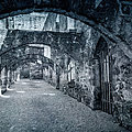 Mission San Jose Convento by Joan Carroll