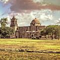 Mission San Jose by Franz Zarda
