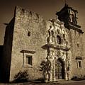 Mission San Jose - Sepia by Stephen Stookey