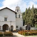Mission San Juan by Jeanie Watson