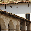 Mission San Luis Rey by Mary Ourada