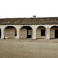 Mission San Miguel Arcangel, San Luis Obispo County Circa 1877 by California Views Archives Mr Pat Hathaway Archives