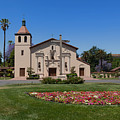 Mission Santa Clara De Asis by Mountain Dreams