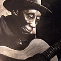 Mississippi John Hurt by Douglas Egolf