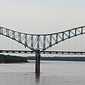 Mississippi River by John Nelson