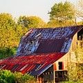 Missouri Barn by Merle Grenz