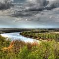 Missouri River by Michael Ciskowski