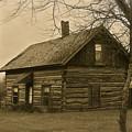 Missuakee County Log Cabin by Steve  L'Italien