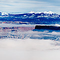 Mist Over Canyonlands I by Irene Abdou