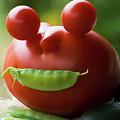 Mister Tomato by Yulia Kazansky