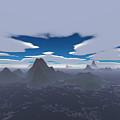 Misty Archipelago by Gaspar Avila