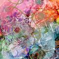 Misty Awakening by Vicki Baun Barry