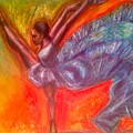 Misty Copeland  by David Weinholtz