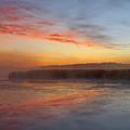 Misty Dawn #2 by Irwin Barrett