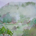 Misty Mountain by Nancy Brennand