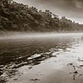 Misty River by Robert McKay Jones