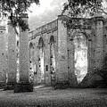 Misty Ruins by Scott Hansen